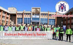 Erzincan Belediyesi Personel ve Memur Alımı