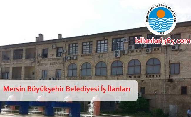 Mersin Büyükşehir Belediyesi Personel ve Memur Alımı