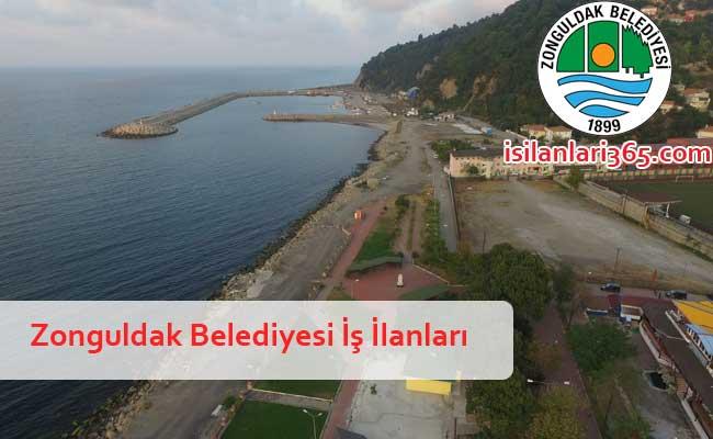 Zonguldak Belediyesi Personel ve Memur Alımı