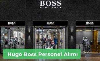 Hugo Boss İş İlanları, Personel Alımı ve İş Başvurusu