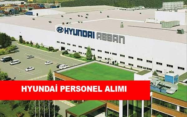 Hyundai İş İlanları, Personel Alımı ve İş Başvurusu