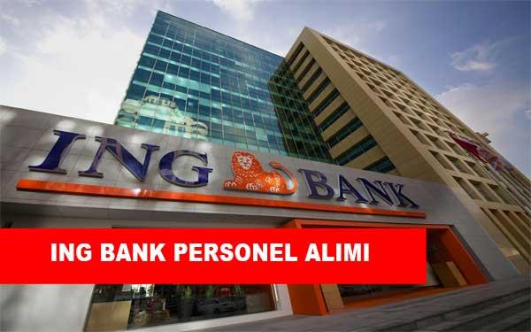 ING Bank İş İlanları, Personel Alımı ve İş Başvurusu