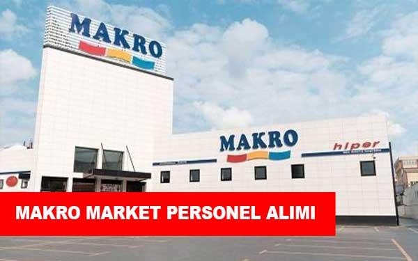 Makro Market İş İlanları, Personel Alımı ve İş Başvurusu