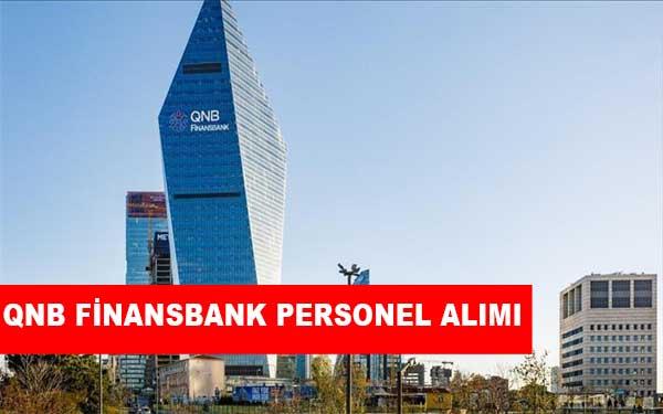 QNB Finansbank İş İlanları, Personel Alımı ve İş Başvurusu