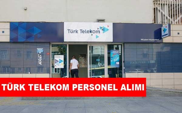 Türk Telekom İş İlanları, Personel Alımı ve İş Başvurusu