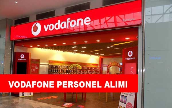 Vodafone İş İlanları, Personel Alımı ve İş Başvurusu