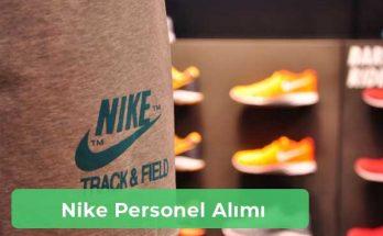 Nike İş İlanları, Personel Alımı ve İş Başvurusu