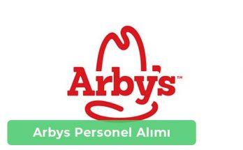 Arbys İş İlanları, Personel Alımı ve İş Başvurusu