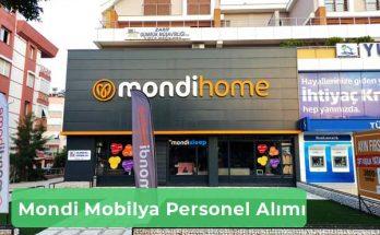 Mondi Mobilya İş İlanları, Personel Alımı ve İş Başvurusu